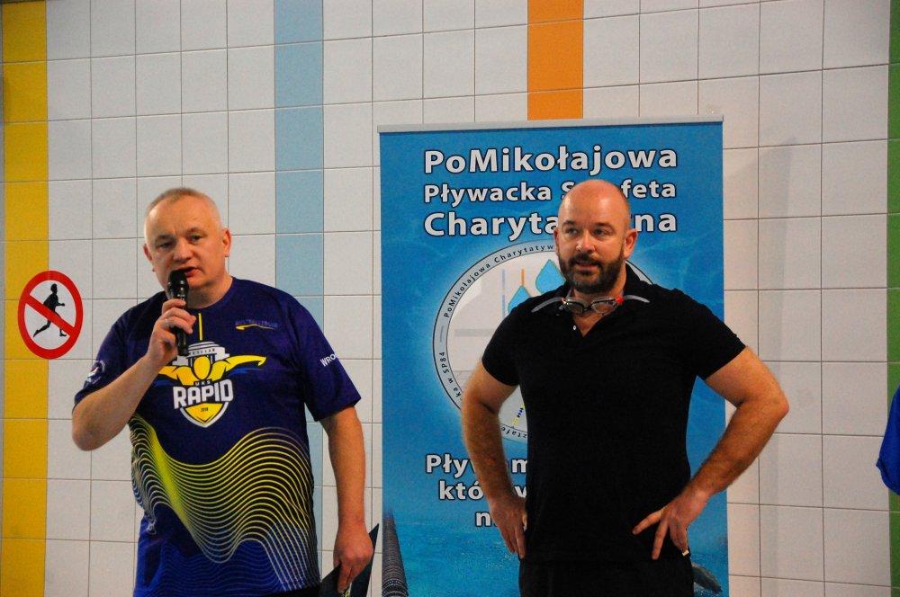 III Pomikołajkowa Pływacka Sztafeta Charytatywna!