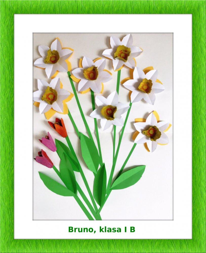 Powitanie wiosny wklasie 1b