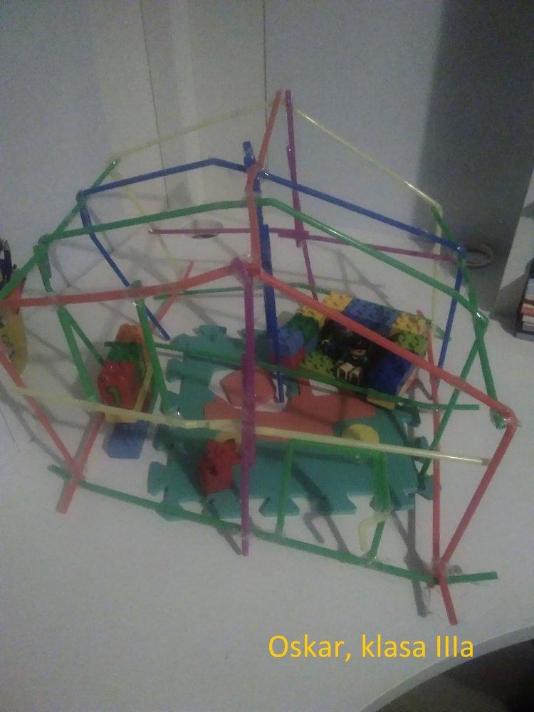 Kreatywne budowle od klasy IIIa