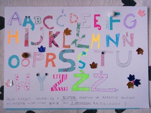 Alfabet 1d