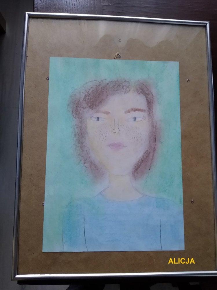 Autoportrety klasy IIIa